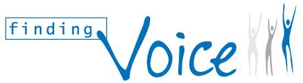 Survivors Finding Voice